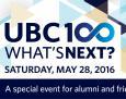 UBC 100: What Next?