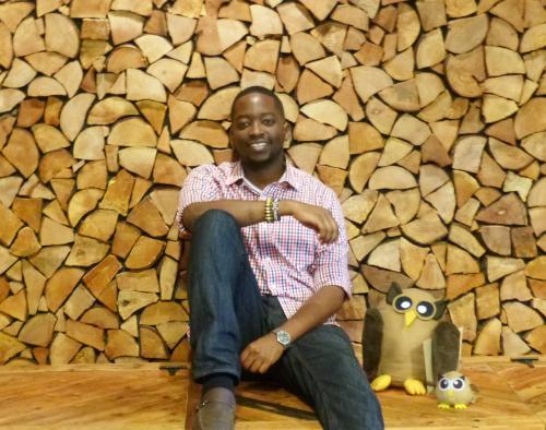 Jim Atamba, BCom alumni, Hootsuite